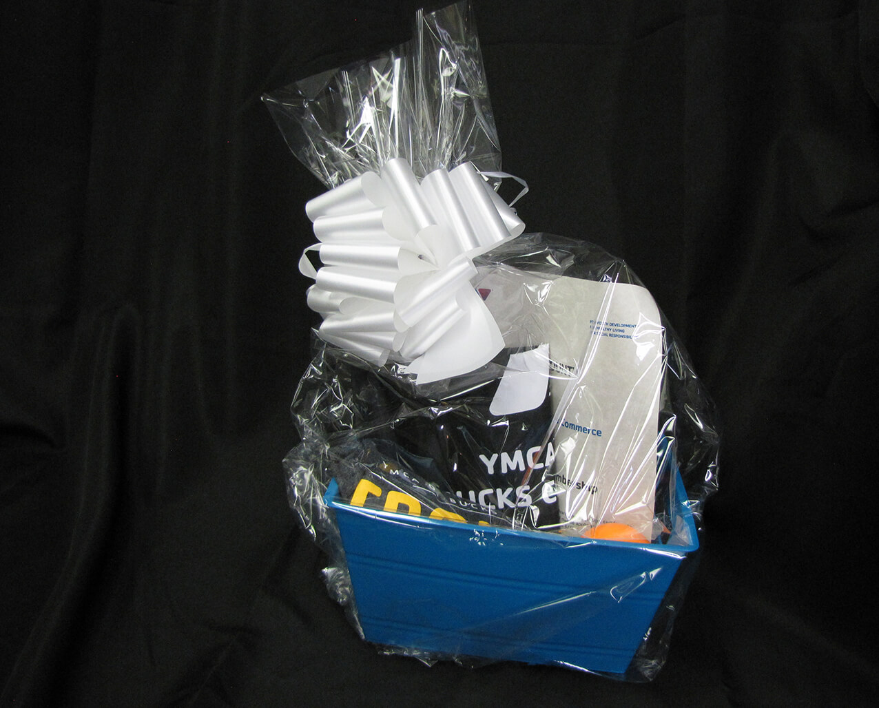 YMCA Membership (Blue) Basket