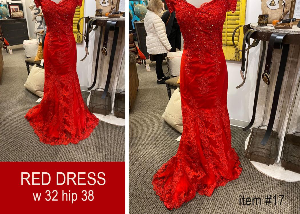 Red Dress no. 2