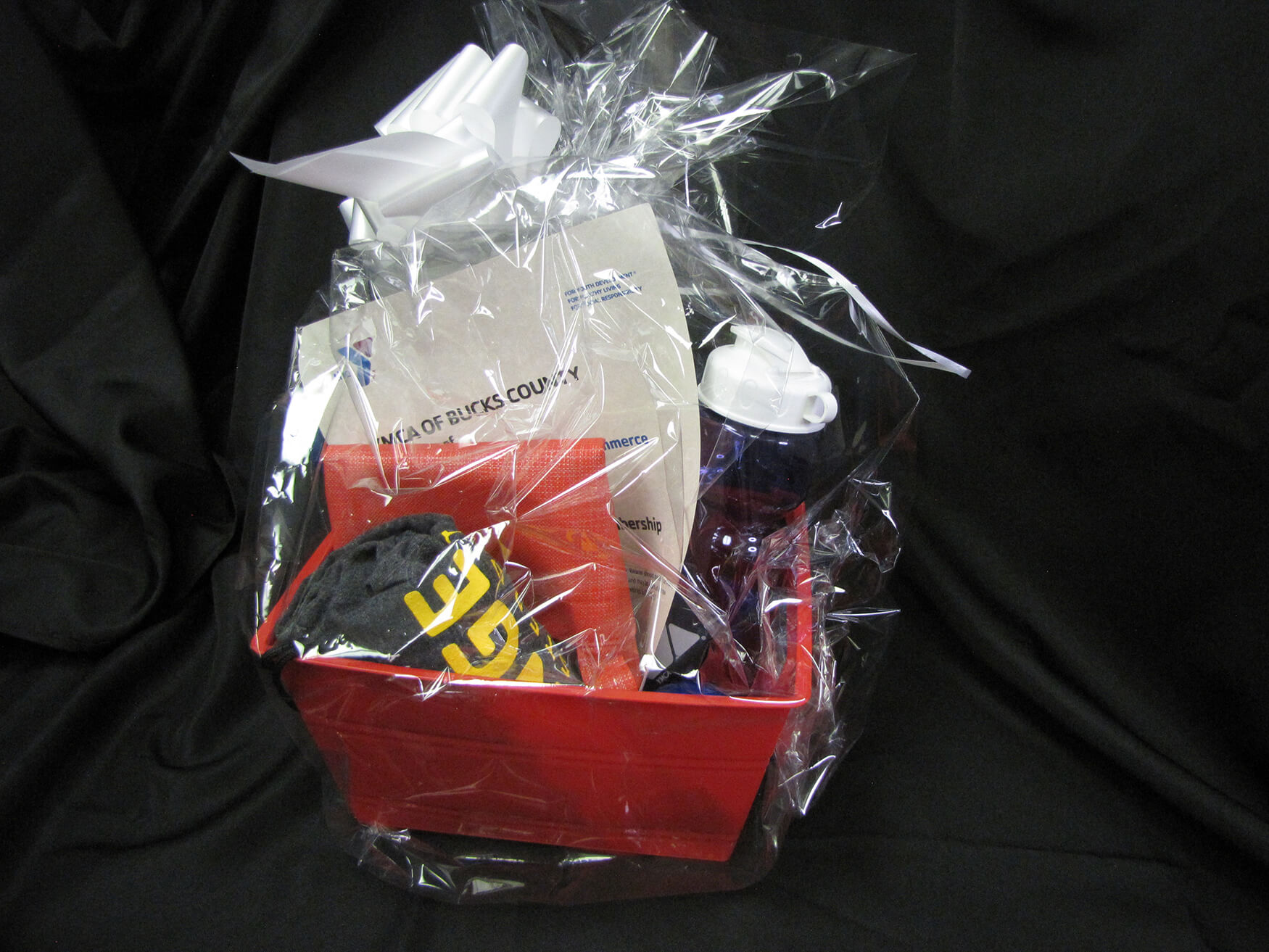 YMCA Membership (Red) Basket