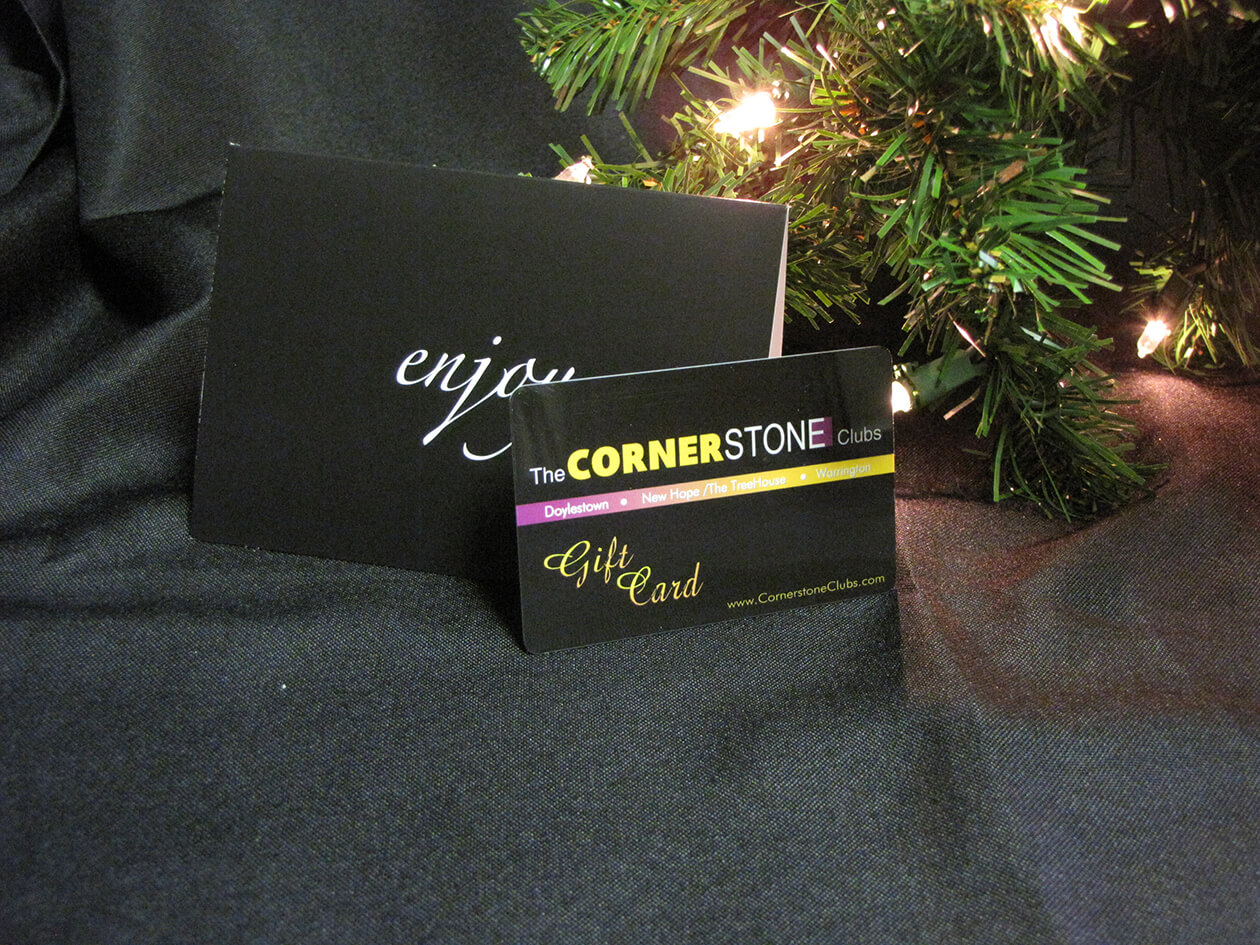 Cornerstone Gift Card no. 2