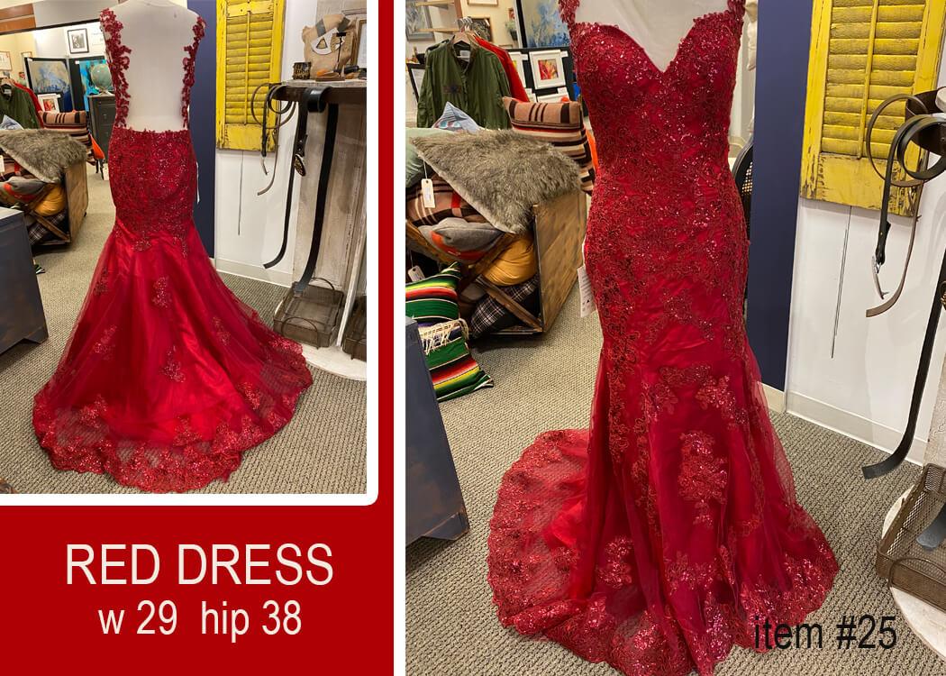 Red Dress no. 3