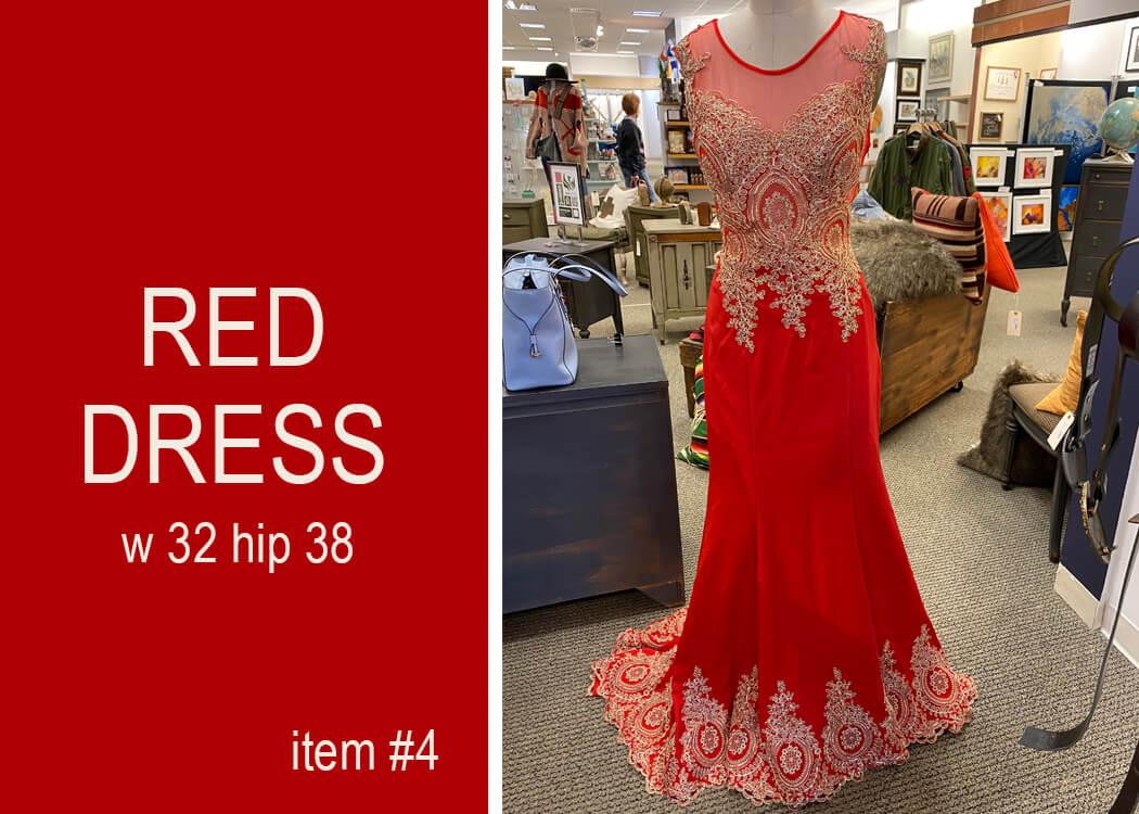 Red Dress no. 1